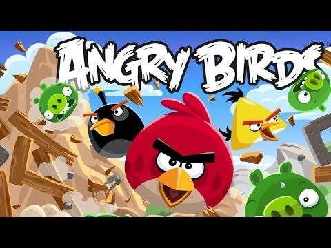 Angry Birds - популярная аркада на Android ( Review)