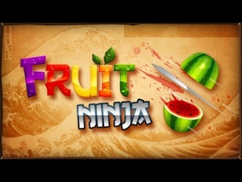 Fruit Ninja - режем фрукты на Android ( Review)