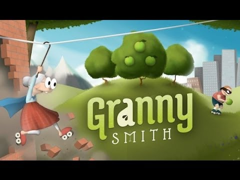 Granny smith - бабушка на роликах на Android ( Review)