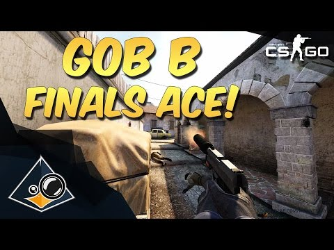 CS:GO - mouz gob b Finals ACE!