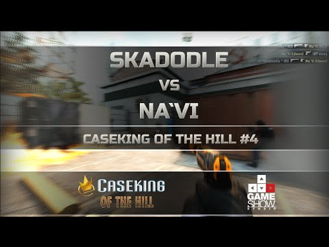 Caseking of the Hill #4: Skadoodle vs. Na`Vi