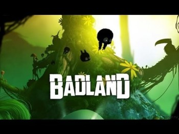 BADLAND - необычная аркада  на Android (Review)