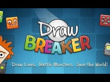 Draw Breaker - крутой арканойд на Android ( Review)