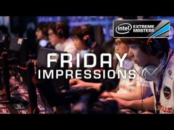 IEM World Championship 2013 - Friday Impressions