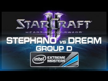 Stephano vs Dream - SC2 (Group D) - IEM World Championship 2013