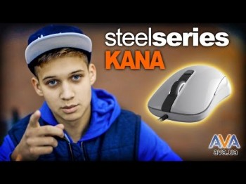 Обзор SteelSeries Kana от AVA.ua