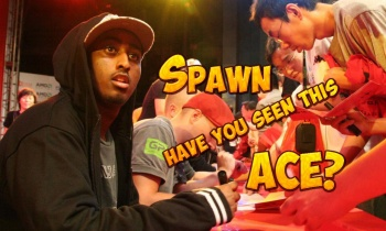 Spawn have you seen this ace?