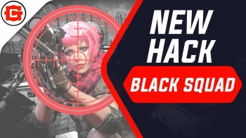 NEW HACK Black Squad