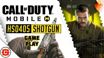 HS0405 SHOTGUN Call of Duty: Mobile