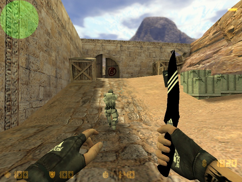 Counter-Strike 1.6  Adidas