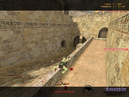 Counter-Strike 1.6 Black and White