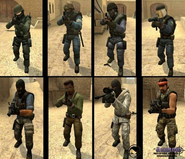 Скачать counter-strike 1. 6 русский мясник.
